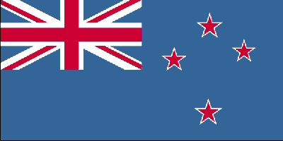 New Zealand A To Z The NZ Flag - New zealand flags