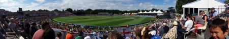 Scotland V Engaland, Cricket World Cup, Hagley Oval, Christchurch 2015